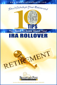 10 tips you need to know about your IRA rollover